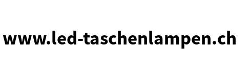 www.led-taschenlampen.ch