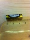 12V-Alkaline Batterie A23