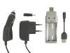 """USB Ladegerät """"Micro Charger MC-G1"""" Combo für AA/AAA-Akkus NiCd und NiMH"""