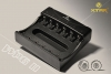 XTAR WP6 II, Ladegerät für 6 Stück 18650 und andere LiIon Akkus